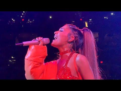 Ariana Grande Everytime Sweetener World Tour San