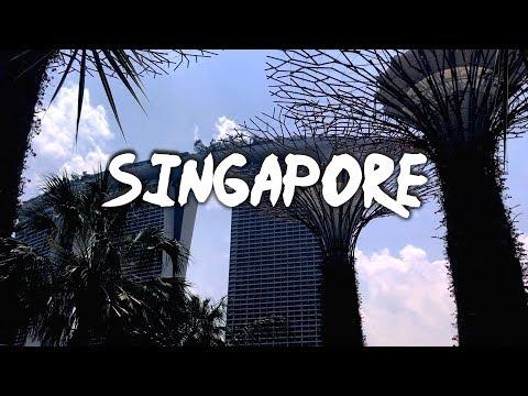 Singapore | Travel Vlog
