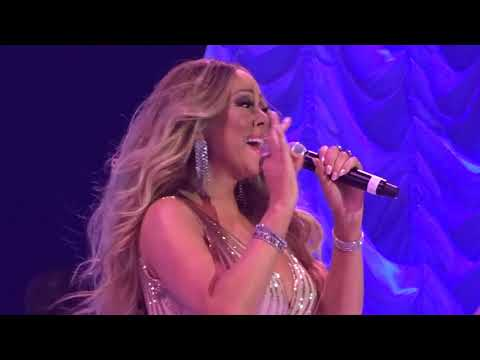 Mariah Carey - HARK ! THE HERALD ANGELS SING - Paris FRANCE - 9 décembre 2017