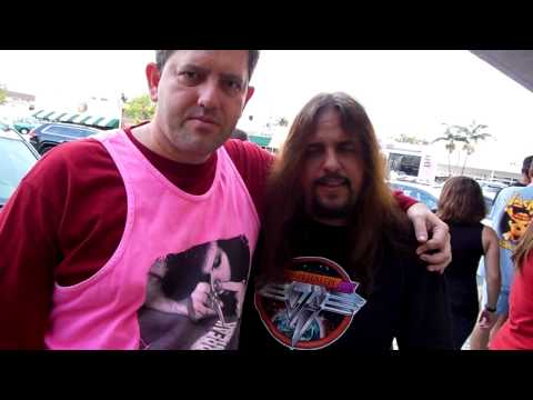 Interview to Thrash OR Die singer Ralph Viera in Spanish