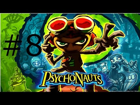 Let's Play Psychonauts - Part 8 - Nature's Bounty