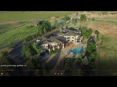 Exclusive mountain property for sale in Golden Colorado