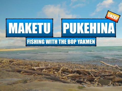 Coming Home - Spot R, Pukehina Beach, Bay Of Plenty.