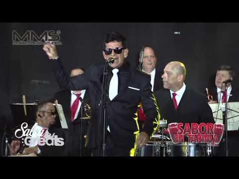 La Tripleta del Sabor en Salsa Greats Rafy Andino Guillo Rivera y Papo Cocote