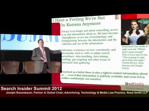 Keynote: Social and Mobile and Clouds, Oh My! When Did Search Become Surveillance?