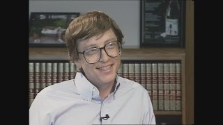 1991 Interview with Bill Gates