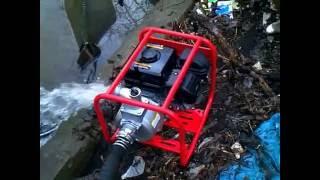 Мотопомпа для чистой воды FUBAG PG 600(, 2012-07-01T07:07:25.000Z)