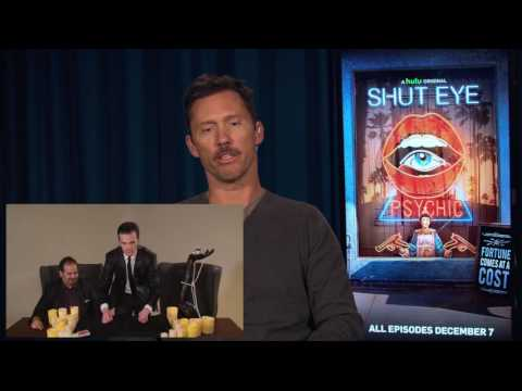 Jeffrey Donovan talks Shut Eye & Soldado - Satellite Interview