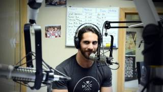 Video Seth Rollins in Studio with Dwyer and Michaels download MP3, 3GP, MP4, WEBM, AVI, FLV Agustus 2017