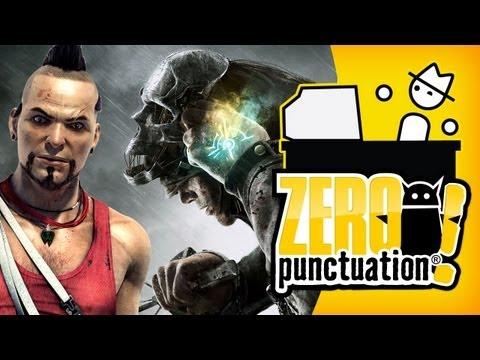TOP 5 GAMES OF 2012 (Zero Punctuation)