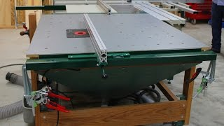 902. Downdraft, Multi-function, Router Table / Outfeed Work Station Series! (1 Of 20)