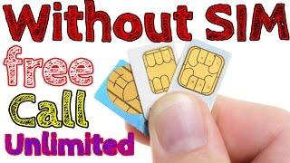 Without SIM Unlimited Free Call   बिना सिम के किसी को भी अपने न0. से FREE में कॉल करे !!!(, 2017-03-02T15:29:31.000Z)