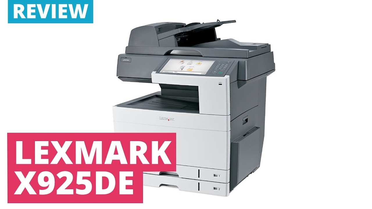 Lexmark X954 Printer Driver for Mac Download