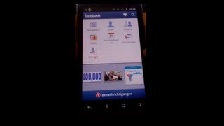 Wie funktioniert Facebook unter Android? -iloveandroid-