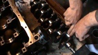 видео 16 клапанный двигатель ваз 2110
