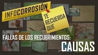 ICTRQ: Fallas de los Recubrimientos - CAUSAS