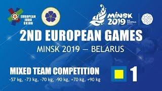 European Games Minsk 2019 - Mixed Team event