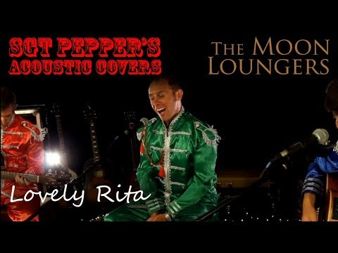 The Beatles - Lovely Rita | Acoustic Cover by the Moon Loungers
