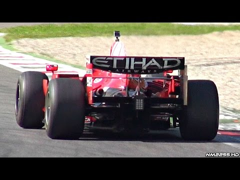 Formula 1 Engine Sound Comparison: V8 vs. V10 vs. V12
