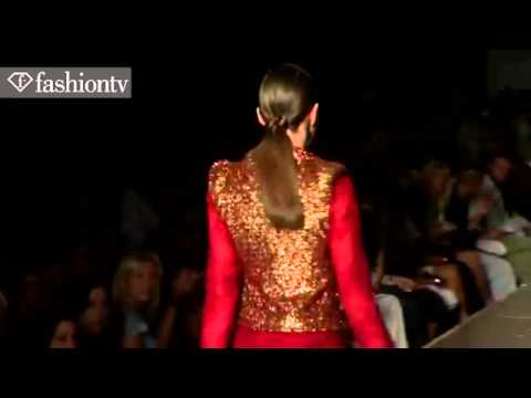 Tony Ward Couture FallWinter 2012-13 FULL SHOW _ AltaRomaAltaModa Fashion Week _ FashionTV - YouTube
