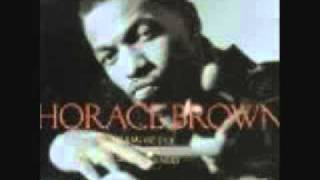 HORACE BROWN TASTE YOUR LOVE