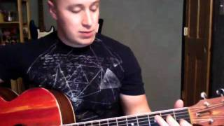 Princess of China- Coldplay guitar lesson (feat Rihanna) Todd Downing