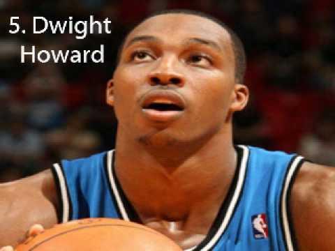 Top 10 NBA Players 2009-2010