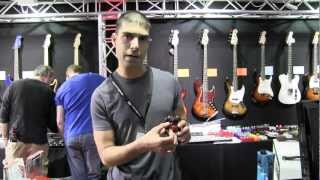 Greenhouse Effects RetroSky Delay @ Musikmesse 2012 (part 1: intro)