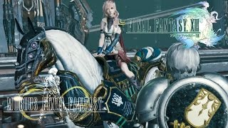 Mobius - Final Fantasy XIII Lightning Resurrection Part 5 Finale 【 ライトニング・リザレクション 】
