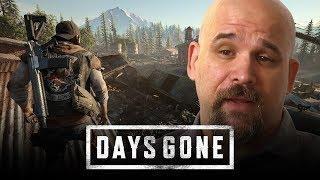 DAYS GONE • Создание игры • Интервью с разработчиками