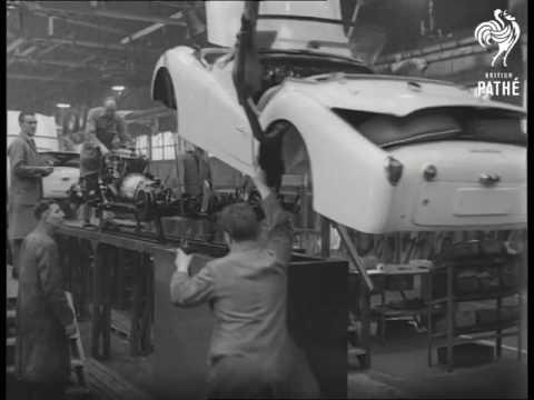 Standard Triumph, Canley 1950-1959