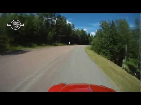 VW Beetle -59 Hillclimb Sälen gp 2012