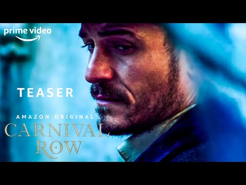 Carnival Row | Offizieller Teaser | Prime Video DE