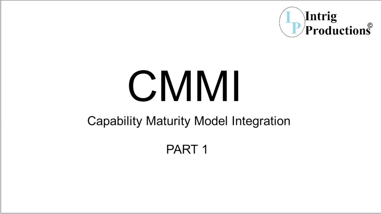 Practical Introduction To Cmmi Capability Maturity Model