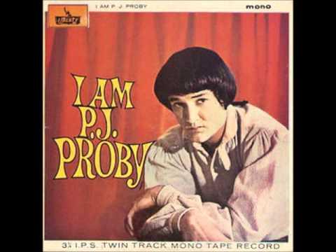P.J. Proby Somewhere