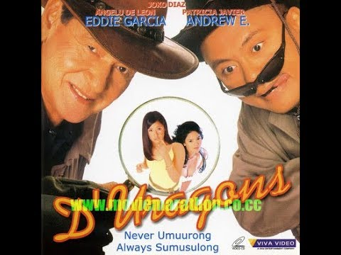 Download D' Uragons (2002) Andrew E Pinoy Comedy Movie