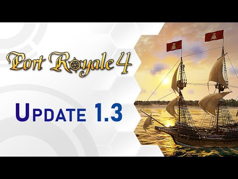 Port Royale 4   Riesiges Update: 50+ Gameplay-Verbesserungen (DE)