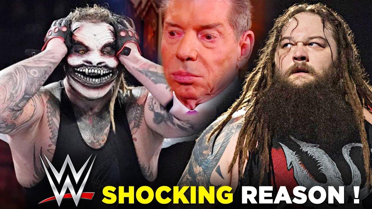 SHOCKING ! REASON 😢 Bray Wyatt RELEASED By WWE 2021, OMG ! Fiend Released by WWE 2021