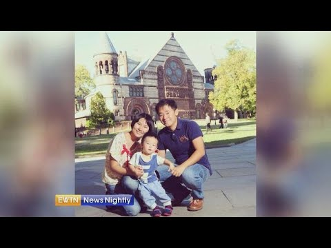 Wife pleads for American's release from Iran - EWTN News Nightly