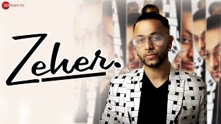 Zeher - Official Music Video | A bazz | Moit