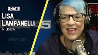 Lisa Lampanelli Is DONE with Comedy and Is On To Life-Coaching