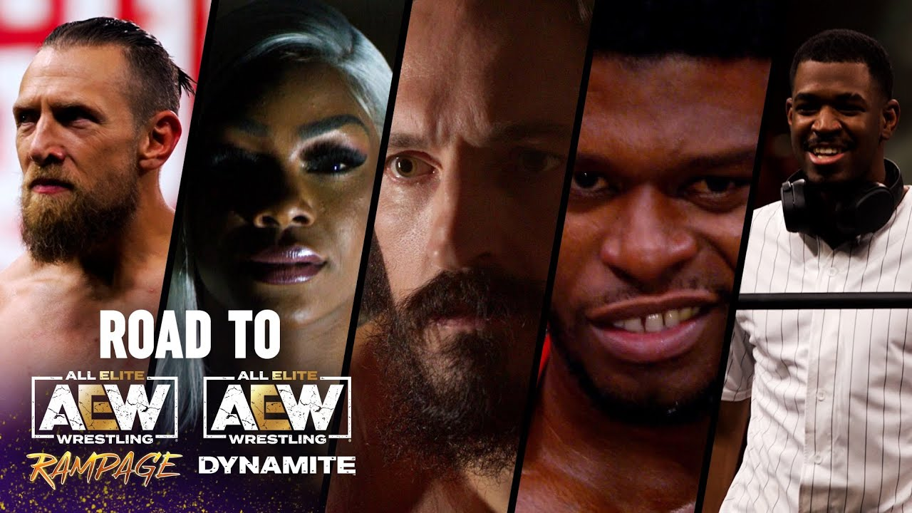 Preview the AEW World Title Eliminator Tournament + TBS Bracket   AEW Road to Orlando, 10/21/21