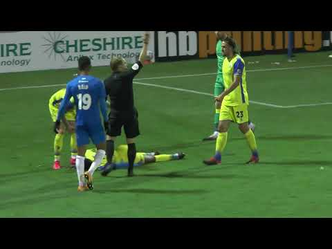 Stockport Solihull Goals And Highlights