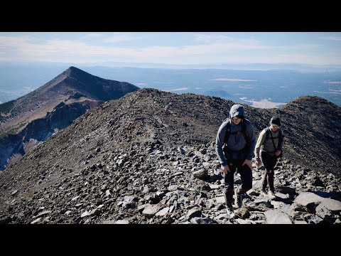 Humphreys Peak Summit Hike in Arizona