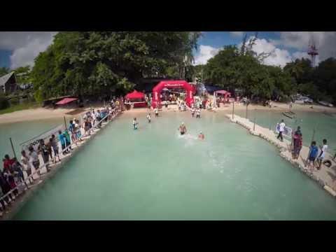 Nando's Open Water Swim, Mauritius