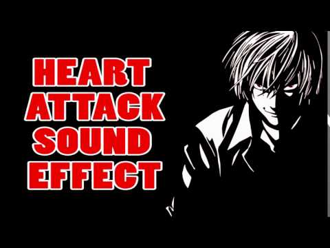 Death Note Heart Attack Sound Effect