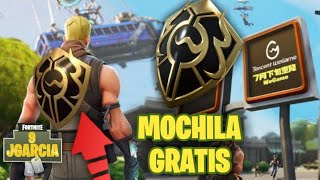 FREE MOCHILA for THE ARRIVAL OF FORTNITE TO CHINA (NEXT)