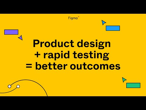 Product design + rapid testing = better outcomes