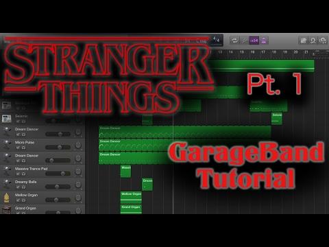 How to Re-Create Stranger Things in GarageBand Pt. 1