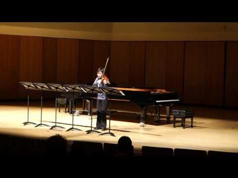 Mateu Malondra: Apposition III (figures of disorder) - Takao Hyakutome, violin